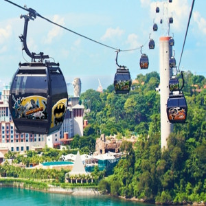 Singapore Cable Car (Expat)